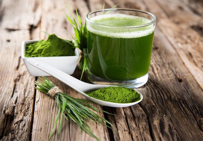 Zielony jęczmień - superfood
