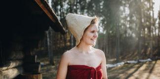 W Estonii sauny sa dobrze znane