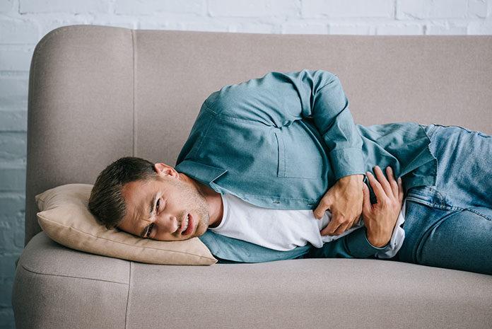 Co może oznaczać ból brzucha?